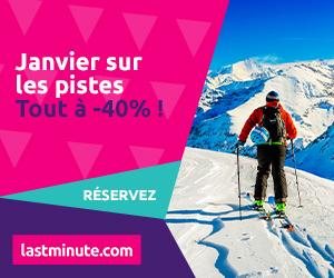 LastMinute.com été 2018