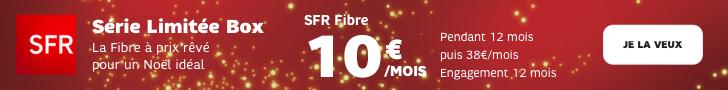 série limitée sfr box 10 euros