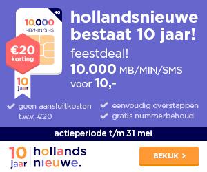 Hollandse nieuwe 10 euro